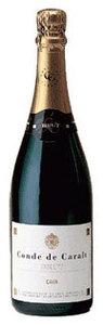 Conde De Caralt Brut, Penedes Bottle