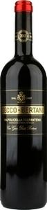 Secco Bertani Valpolicella Valpantena Ripasso 2008, Veneto Bottle