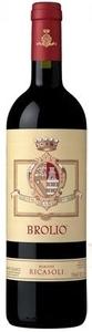 Barone Ricasoli Brolio Chianti Classico 2008 Bottle