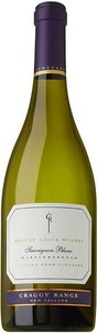 Craggy Range Te Muna Road Single Vineyard Sauvignon Blanc 2009, Martinborough, North Island Bottle