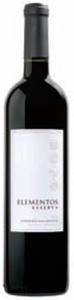 Elementos Reserva Cabernet Sauvignon 2008 Bottle
