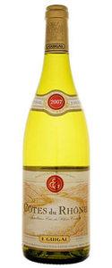 E. Guigal Côtes Du Rhône Blanc 2009, Ac Bottle
