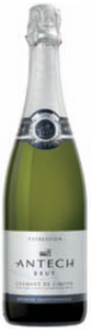 Antech Cuvée Expression Brut Crémant De Limoux 2008, Ac, Méthode Traditionnelle Bottle
