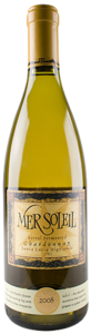 Mer Soleil Barrel Fermented Chardonnay 2008, Santa Lucia Highlands Bottle