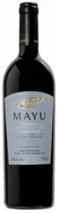 Mayu Reserva Carmenère 2007, Elqui Valley, Coquimbo Bottle
