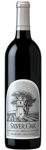 Silver Oak Cabernet Sauvignon 2006, Alexander Valley, Sonoma County Bottle