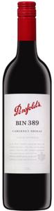 Penfolds Bin 389 Cabernet/Shiraz 2007, South Australia Bottle