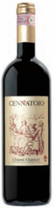 Cennatoio Chianti Classico 2007, Docg Bottle