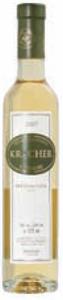 Alois Kracher Cuvee Beerenauslese 2007, Burgenland, Neusiedlersee Bottle