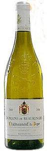 Domaine De Beaurenard Châteauneuf Du Pape Blanc 2009, Ac Bottle
