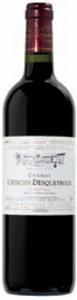 Château Cherchy Desqueyroux 2005, Ac Graves Bottle