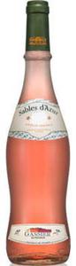 Gassier Sables D'azur Rosé 2010, Ac Côtes De Provence Bottle