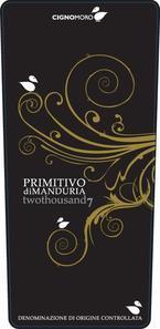Cignomoro Primitivo Di Manduria 2007, Doc Bottle