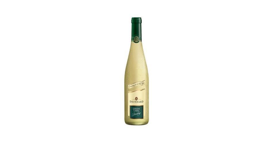 Deinhard green label riesling 2008 expert wine ratings for Deinhard wine