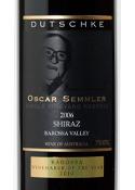 Dutschke Oscar Semmler Shiraz 2006, Barossa Valley, South Australia Bottle