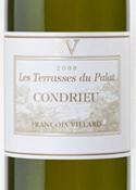 François Villard Les Terrasses Du Palat Condrieu 2008, Ac Bottle