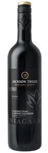 Jackson Triggs Black Series Cab Franc Cab Sauv. 2008, VQA Niagara Peninsula Bottle