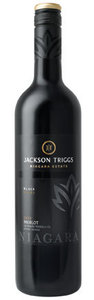 Jackson Triggs Black Series Merlot 2008, VQA Niagara Peninsula Bottle