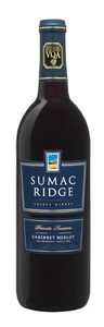 Sumac Ridge Cabernet Merlot 2008, VQA Okanagan Valley Bottle