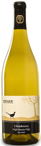 Pelee Island Chardonnay Non Oaked 2009, Ontario VQA Bottle