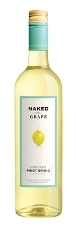 Naked Grape Pinot Grigio Bottle