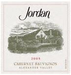 Jordan 2005 Bottle