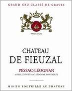 Chateau De Fieuzal 1990 Bottle