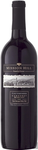 Mission Hill Five Vineyard Cabernet Merlot 2008 Bottle