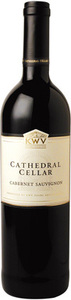 K W V Cathedral Cellar Cabernet Sauvignon 2008, Western Cape Bottle