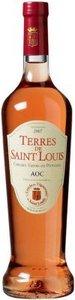 Terres De Saint Louis 2010, Coteaux Varois En Provence Rose Bottle
