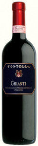 Fontella 2009, Chianti Bottle