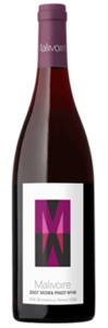 Malivoire Moira Vineyard Pinot Noir 2007, Beamsville Bench, Niagara Peninsula Bottle