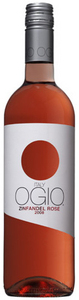 Ogio Primitivo Rose 2010 Bottle