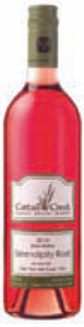 Cattail Creek Serendipity Rosé 2010, VQA Four Mile Creek, Niagara Peninsula Bottle