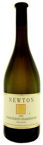 Newton Unfiltered Chardonnay 2007, Napa County Bottle