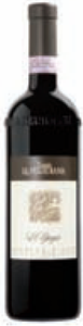 La Meridiana Le Gagie Barbera D'asti 2008, Docg Bottle