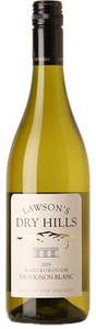 Lawson's Dry Hills Sauvignon Blanc 2009, Marlborough, South Island Bottle