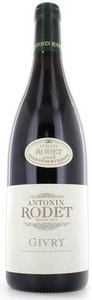 Antonin Rodet Givry 2008, Ac Bottle