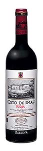 Coto De Imaz Reserva 2004, Doca Rioja Bottle