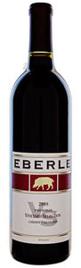 Eberle Vineyard Selection Cabernet Sauvignon 2007, Paso Robles Bottle