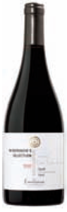 Emiliana Winemaker's Selection Syrah 2009, La Quebrada, Casablanca Valley Bottle