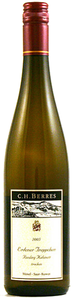 C.H. Berres Riesling Kabinett 2007, Qmp, ürziger Würzgarten Bottle