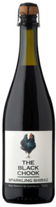 Black Chook   Sparkling Shiraz Bottle