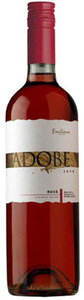 Emiliana Adobe Reserva Rosé Syrah 2010, Rapel Valley Bottle