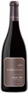 Aubichon Reserve Pinot Noir 2007, Willamette Valley Bottle