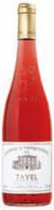 Château De Trinquevedel Tavel Rosé 2010, Ac Bottle