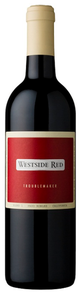 Westside Red Troublemaker Blend 1, Paso Robles Bottle