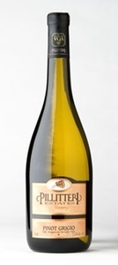Pillitteri Pinot Grigio 2010 Bottle