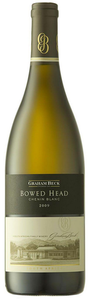 Graham Beck Bowed Head Chenin Blanc 2009, Wo Paarl Bottle