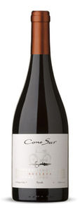 Cono Sur Syrah Reserva 2010, Colchagua Valley Bottle